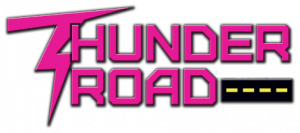 Thunder Road logo.